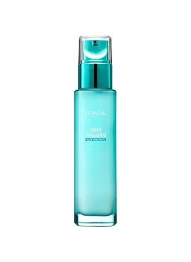 L'Oréal Paris Normalden Karmaya Ciltler İçin Nem Terapisi Aloe Vera Suyu Renksiz
